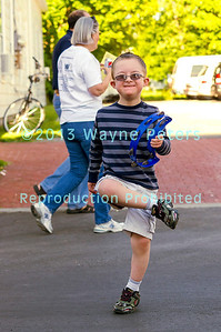 """The """"Beginning of Summer"""" Street Dance in Youngstown, NY on June 20, 2013"""