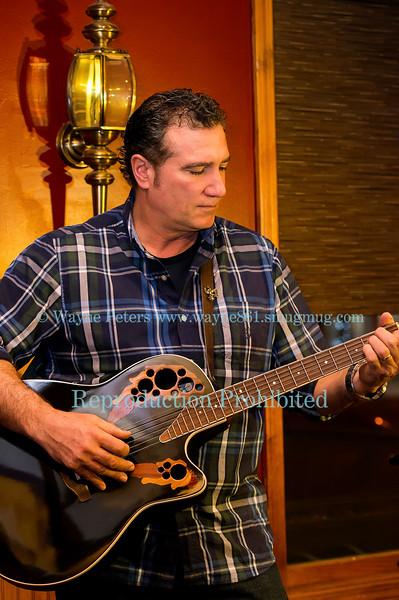 David Stayner at the Mug & Musket Tavern, March 4, 2016
