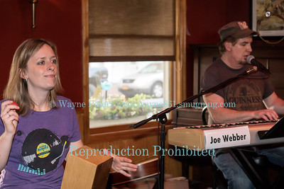 Joe Webber Duo at the Mug & Musket Tavern, June 4, 2016