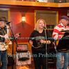 Jones, Callahan and Jones at the Mug & Musket Tavern, Youngstown, NY on January 21, 2017.