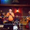 Open Mic at the Mug & Musket Tavern, April 26, 2017 in Youngstown, NY.