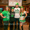 St. Patrick's Day at the Mug & Musket Tavern, March 18, 2017 in Youngstown, NY.