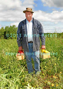 Photos of Tom Tower in the field