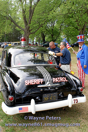 Youngstown Field Days and Parades