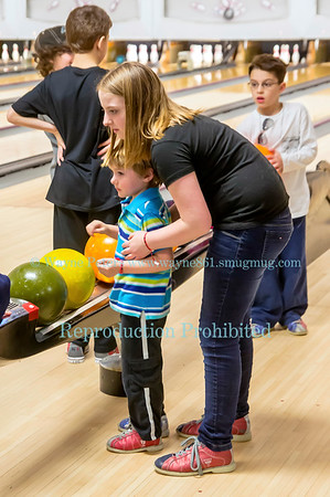 Bowling For Books 2014