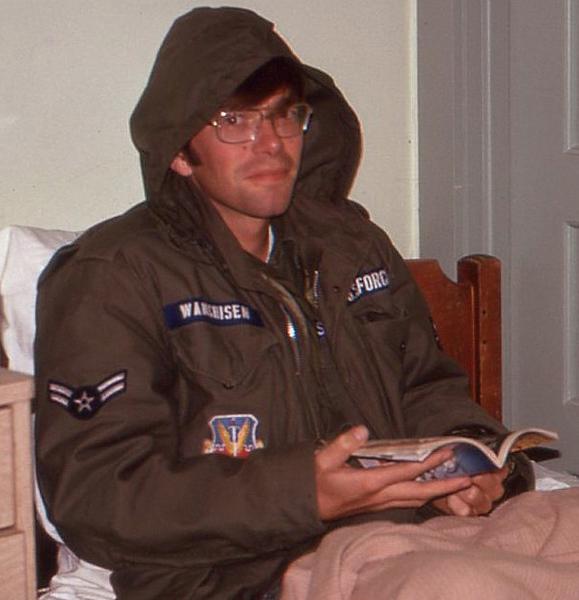 Airman First Class Hipster.
