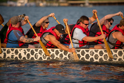 BGE Dragon Boat Team 8-15-18