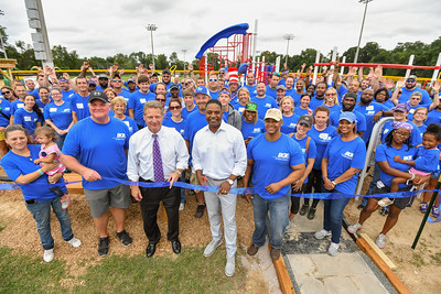 BGE Kaboom! Playground Build 9-21-18
