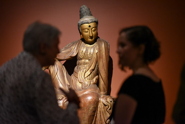 The Walters Asian Art Reopening 9-26-17