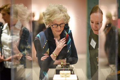 The Walters Parsons Opening 12-5-17