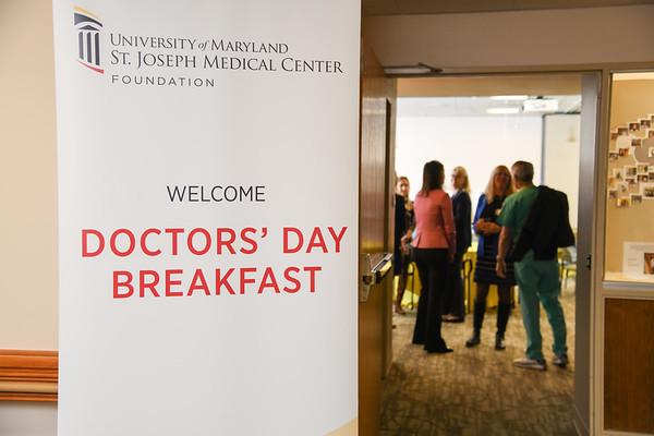 UM St. Joseph's Doctor Day 3-27-18
