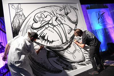 Under Armour Art Festival 10-25-17