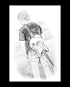 """""""Feeling Sketchy""""  Original in every way, Signature Series prints are one of a kind artistic works from your session. You can only get them from JNPhoto.biz This Signature Series Picture is one of a kind and is available in limited sizes at special pricing (shown in cart.) Signature Series Prints are only available in sizes 8""""x10"""", 11""""x14"""" and 16""""x20"""""""