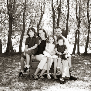 Rachel & Family