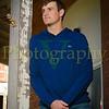 Senior photos for Zach White, Senior at Basehor-Linwood High School in Basehor KS.