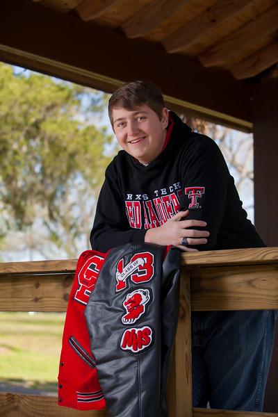 Seth R. Senior 2013
