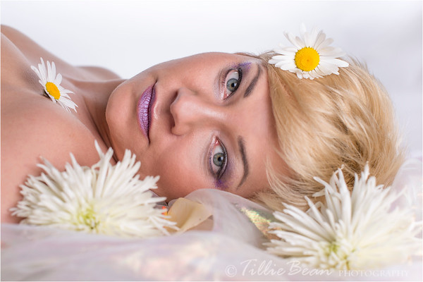 Krystyna. Makeup by Marta Jones