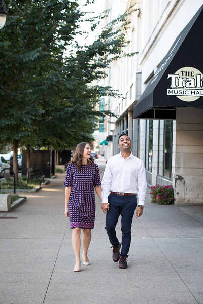 Buffalo Engagement Session