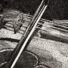 Amanda Purner<br /> Untitled<br /> Stipple<br /> 2008