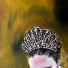 Elizabeth Hart<br /> Queen of Despair<br /> Oil on Panel<br /> 2008<br /> Approx 8 x 15