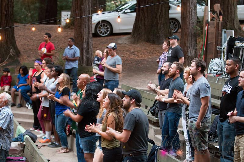 20150911_LCC Worship in Redwoods_0089