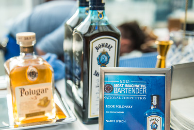 Bombay Imaginitive Bartender Midwest 2015