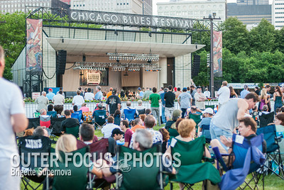 Scenes from Chicago Blues Festival, and nearby