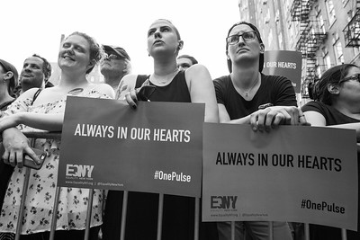 Pulse Nightclub, Stonewall Inn remembrance 2017