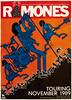 PRESS-Australia 1989 Touring Poster