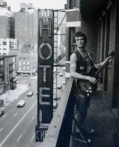 PRESS-Keith Green_Dee Dee on Balcony