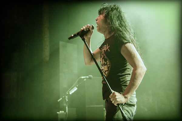 Death Angel, Testament, Anthrax - Sept 2012