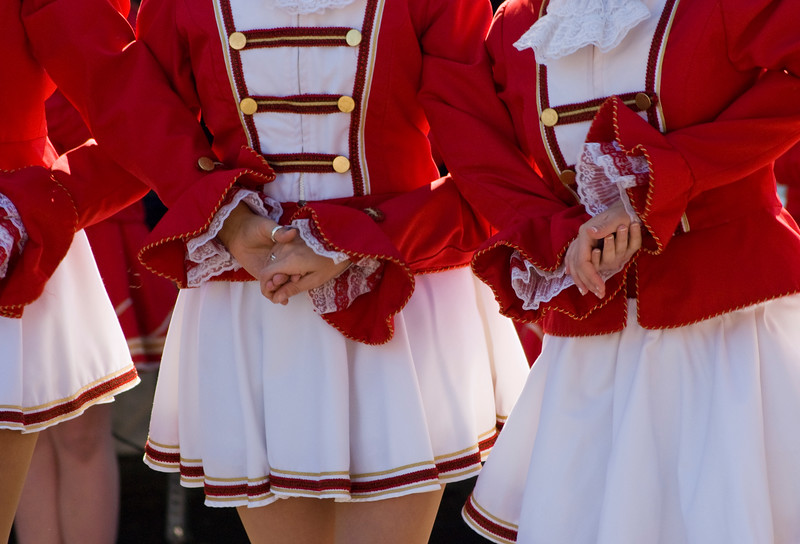 Amazonen Dancers performing. May Fest Chicago is produced by a German group known as the Mardi Gras Society in the Lincoln Square neighborhood in Chicago, Illinois. The festival promotes German culture, including food, dance, music, and traditional clothing.