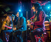 John Corabi and Tom Keifer perform at Chicago's Cubby Bear Lounge