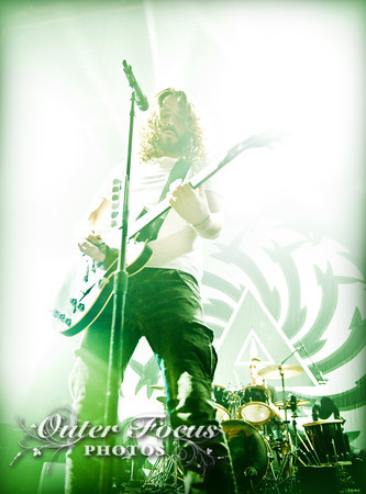 Soundgarden at UIC Pavilion in Chicago, IL July 16, 2011