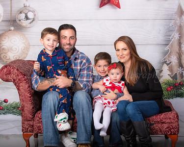 Celia Family Holiday Shoot 2018