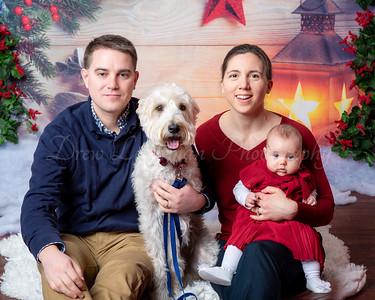 Flynn Family Holiday shoot