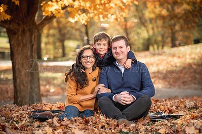 Meenakshi, Michael and Avi 11/19