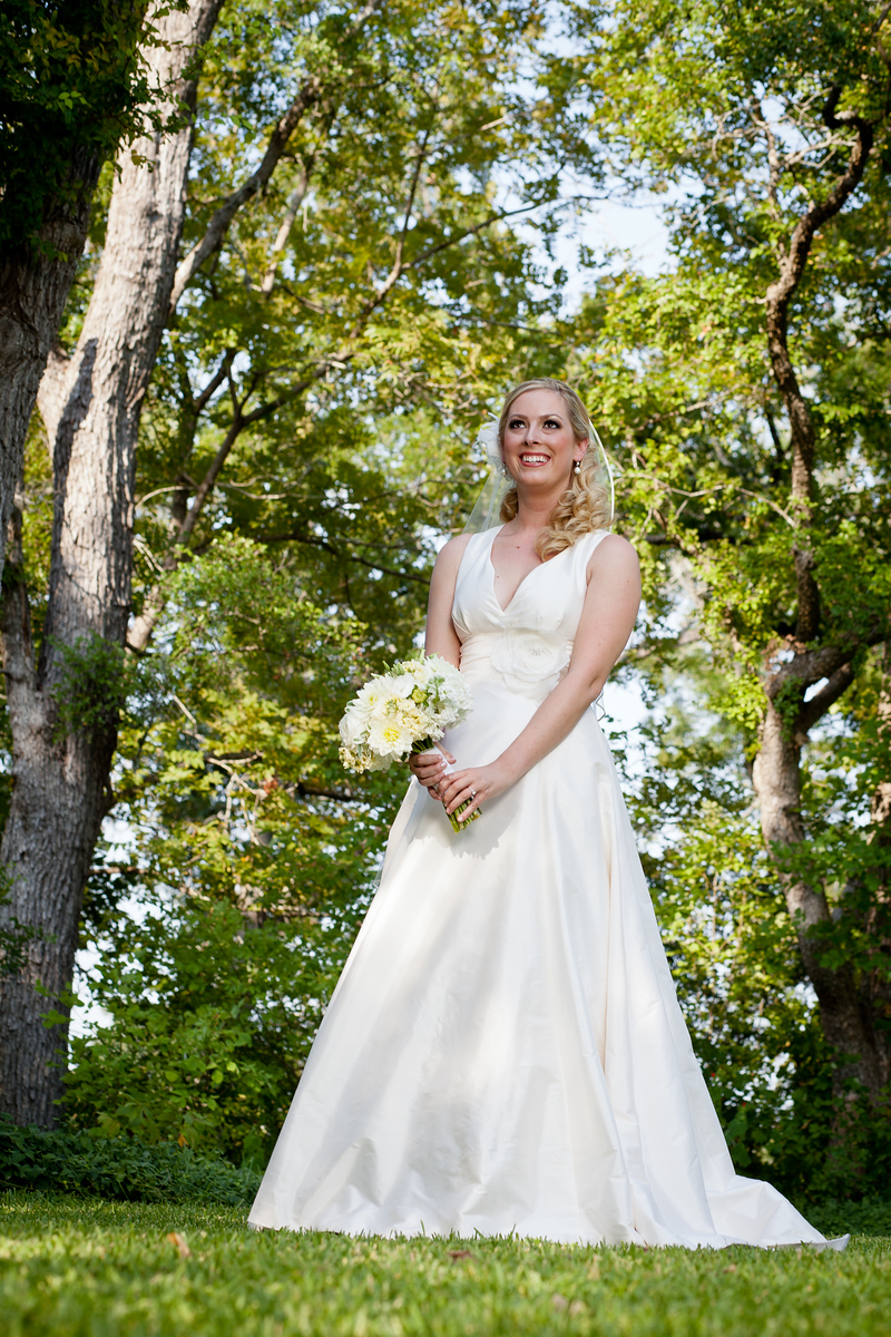 It's official! The Audrey Roland & Andrew Duncan wedding at the Red Corral Ranch in Wimberley, TX, August 11, 2012.