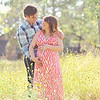 Patsy and Kyle Maternity Session