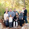 Blevins-Rosas Family