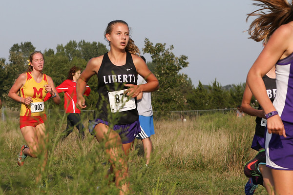 Liberty at Bob Brown Invitational