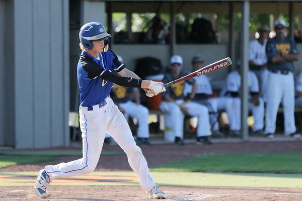 Central DeWitt vs. Clear Creek-Amana Baseball