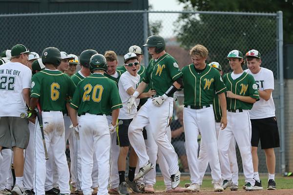 Davenport West at Iowa City West Baseball