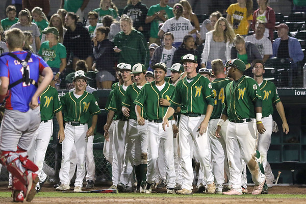West High at State Baseball