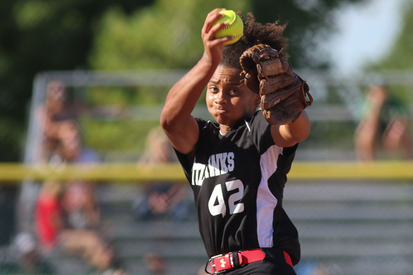 City Softball State Quarterfinal