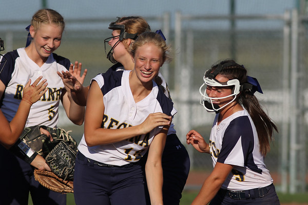 Regina Softball State Quarterfinal