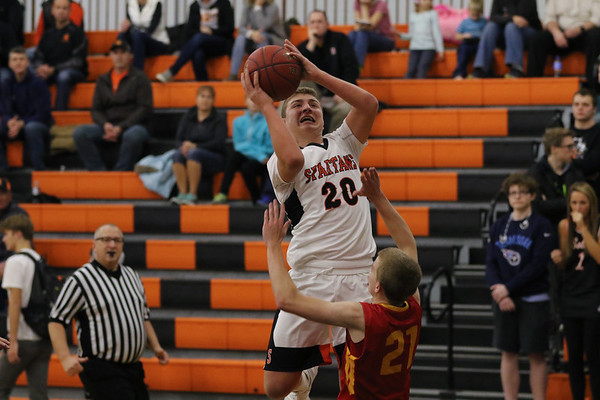 Marion at Solon Basketball