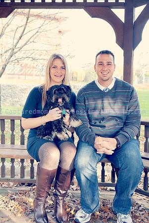 Jillian and Donny