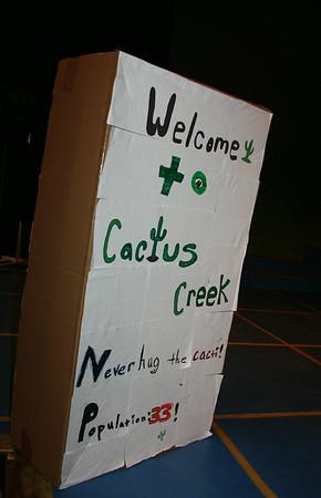 Critters of Cactus Creek