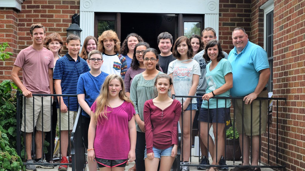 . Courtesy photo -   The Mt. Pleasant Area Community Foundation\'s Youth Advisory Committee through 25 years.